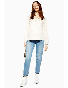 **Maternity Mom Jeans by Topshop