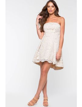Oh My Darling Crochet Dress by A'gaci