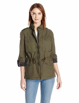Levi's Women's Parachute Cotton Military Jacket by Levi's