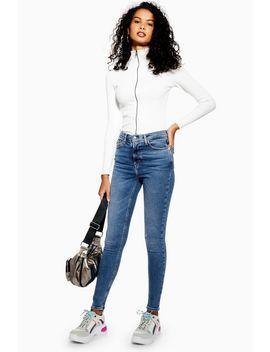 Mid Blue Vintage Jamie Jeans by Topshop