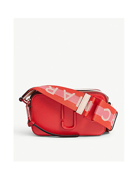Snapshot Saffiano Leather Camera Bag by Marc Jacobs