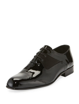 Men's Patent Dress Shoes by Jared Lang