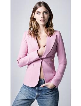 Duchess Blazer Rethink Pink by Smythe