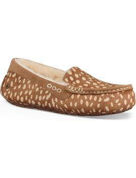 Ansley Idyllwild Genuine Calf Hair Slipper by Ugg®