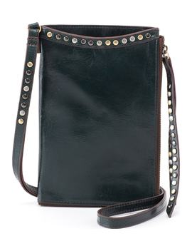 Moxie Leather Crossbody Bag by Hobo