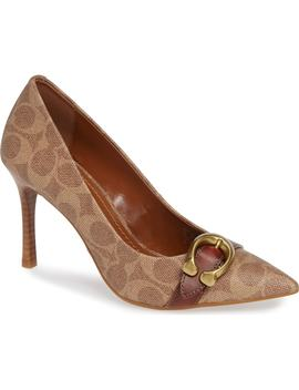 Waverly Pump by Coach