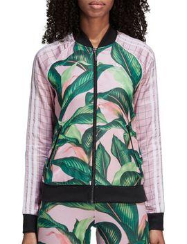 Adidas Women's Originals Farm Sst Track Jacket by Adidas