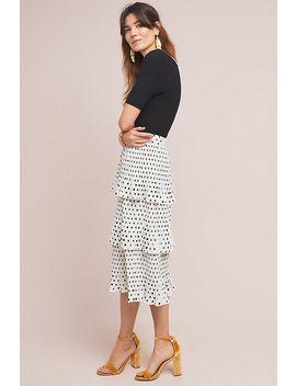 Yumi Kim Cha Cha Tiered Skirt by Yumi Kim