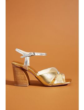 Jeffrey Campbell Antique Heeled Sandals by Jeffrey Campbell