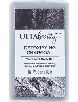 Detoxifying Charcoal Treatment Body Bar by Ulta