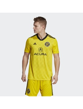 Columbus Crew Sc Home Jersey by Adidas