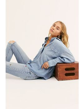 Levi's Gwen Shirt by Free People