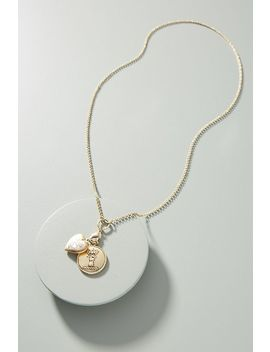 Leona Charm Necklace by Anthropologie
