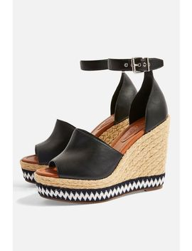 Wing Wedges by Topshop