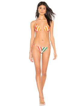 Striped Bikini Set by Salinas