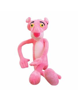 60 Cm Pink Naughty Leopard Pink Panther Plush Stuffed Toys Baby Kids Doll Gifts by Ebay Seller