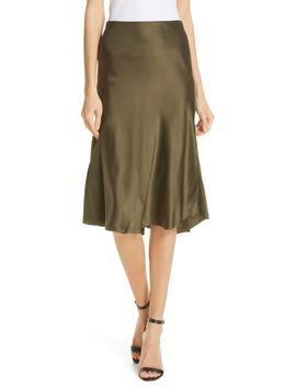 Lane Silk Skirt by Nili Lotan