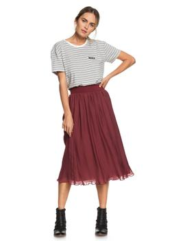 Green Canyon Midi Skirt by Roxy