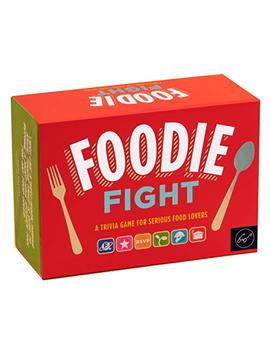 Foodie Fight Revised: A Trivia Game For Serious Food Lovers by Chronicle Books