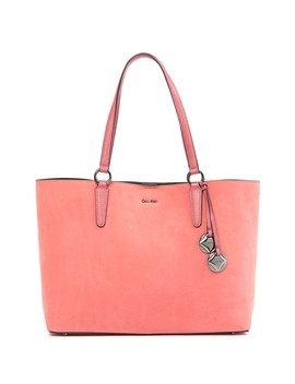 Reese Suede Tote by Calvin Klein