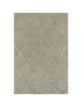 Bronaugh Hand Tufted Wool Taupe Area Rug by Greyleigh