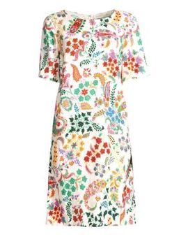 Paisley Tunic Dress by Etro