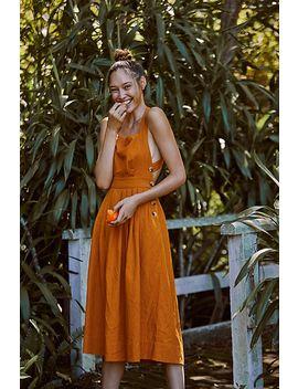 Lula Midi Dress by Free People