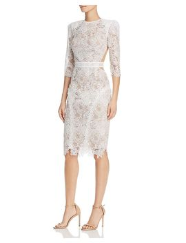 Medeleine Lace Dress by Bronx And Banco