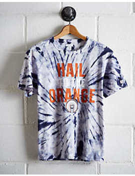 Tailgate Men's Illinois Tie Dye T Shirt by American Eagle Outfitters