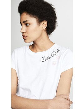 Let's Roll Tee by Wildfox