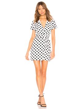 Paula Button Up Dress by Superdown