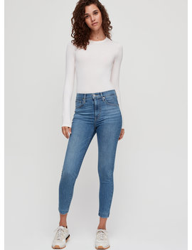 Milehigh Skinny Ankle by Levi's