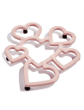 Hearts Trivet, Created For Macy's by Martha Stewart Collection