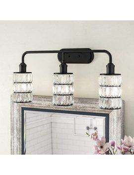 Baxley 3 Light Vanity Light by Laurel Foundry Modern Farmhouse