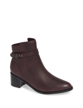 Poise Freya Leather Bootie by Clarks