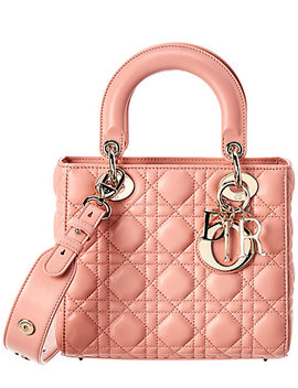 Dior Quilted Leather Shoulder Bag by Christian Dior