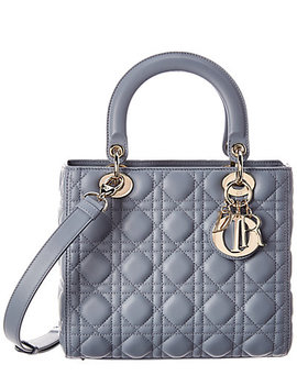 Dior Quilted Leather Tote by Christian Dior