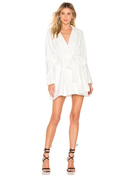 Mercy Trench Dress by Nbd
