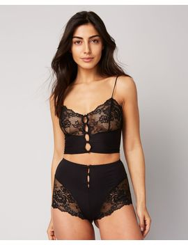 Hollie High Waist Brief by Lonely Journelle Katherine Hamilton Bluebella Skin Studio Pia