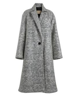 Ravenhall One Button Coat by Burberry
