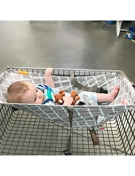 Ansblue Baby Dhopping Cart Hammock,Baby Shopping Cart Hammock, Allowing You To Take Care Of Your Baby While Shopping   1 Pcs by Ansblue