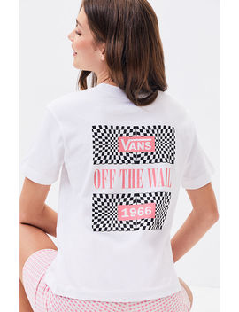 Vans Another Dimension T Shirt by Pacsun