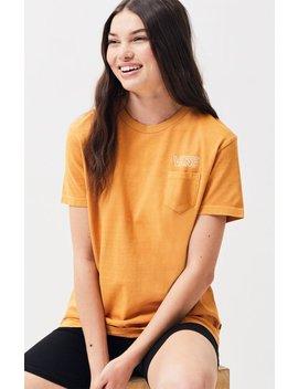 Vans Short Sleeve Pocket T Shirt by Pacsun