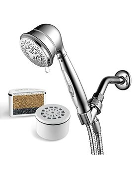 Hotel Spa 1145 7 Setting Filtered Hand Shower With Pause by Hotel Spa