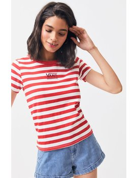 Vans Striped Skimmer T Shirt by Pacsun