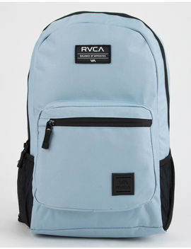 Rvca Estate Denim Blue Backpack by Rvca