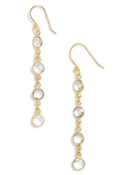 Stone Drop Earrings by Jemma Sands