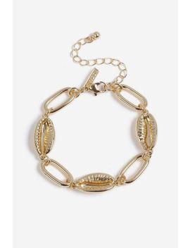 **Shell Bracelet by Topshop