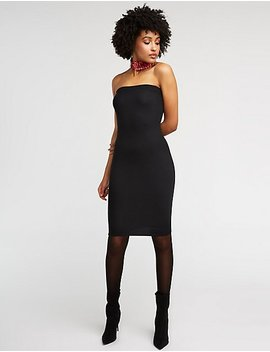 Tube Bodycon Dress by Charlotte Russe