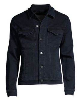 Corporus Stretch Denim Jacket by J Brand